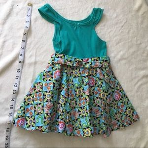 Carter's Teal Girls Summer Dress